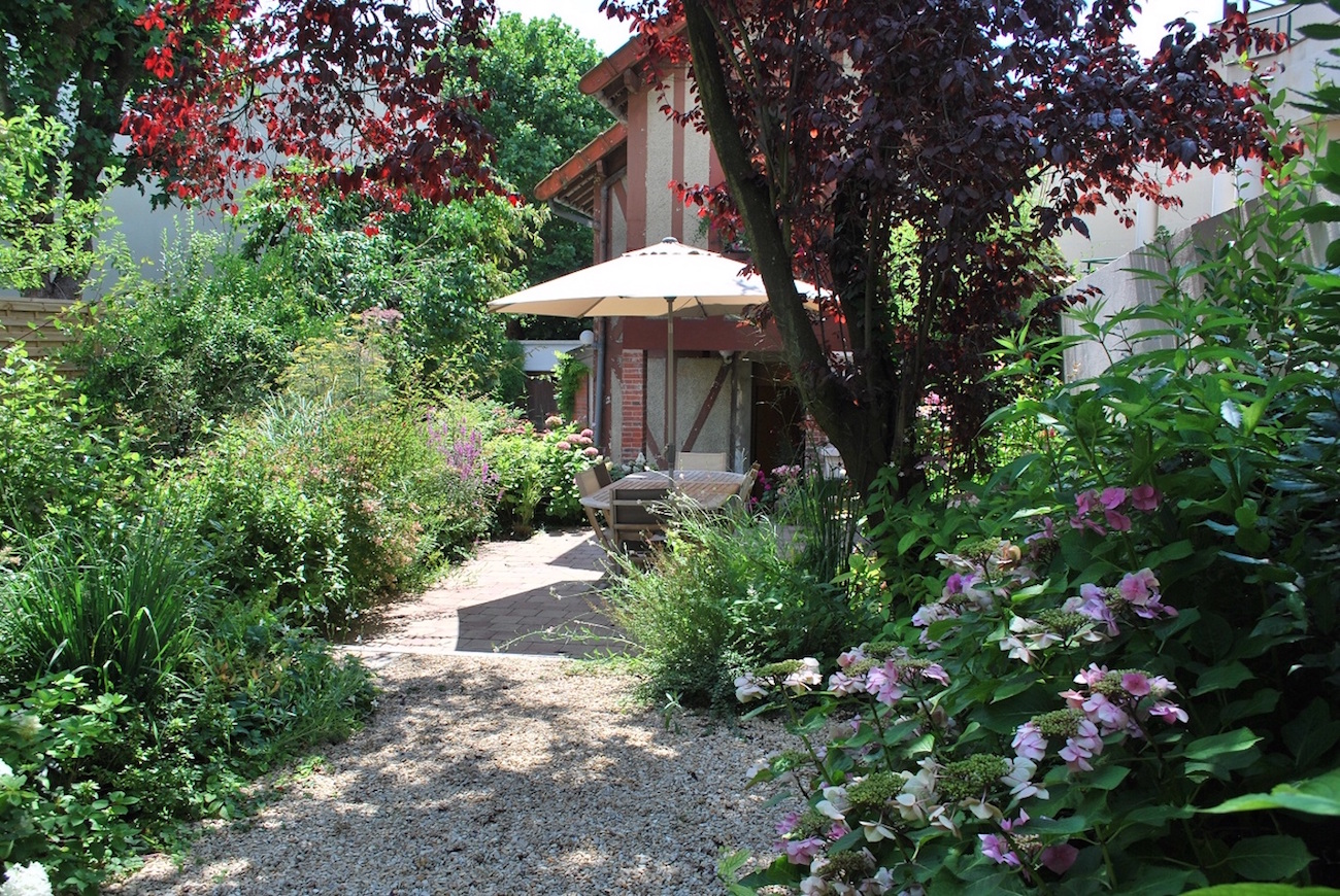 Mickael Fortin Jardinier Paysagiste Bourges et ses environs